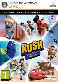 RUSH: A Disney PIXAR Adventure